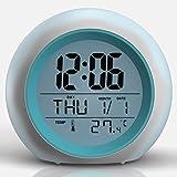 2017 Newest Upgraded Alarm Clock - Premium Digital Display Model for Adults, ...